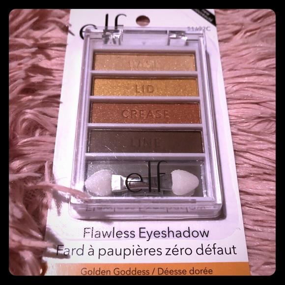 ELF Other - 🤪🤪Elf eyeshadow pallet nwt